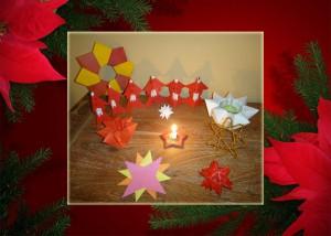 Weihnachtsbastellei